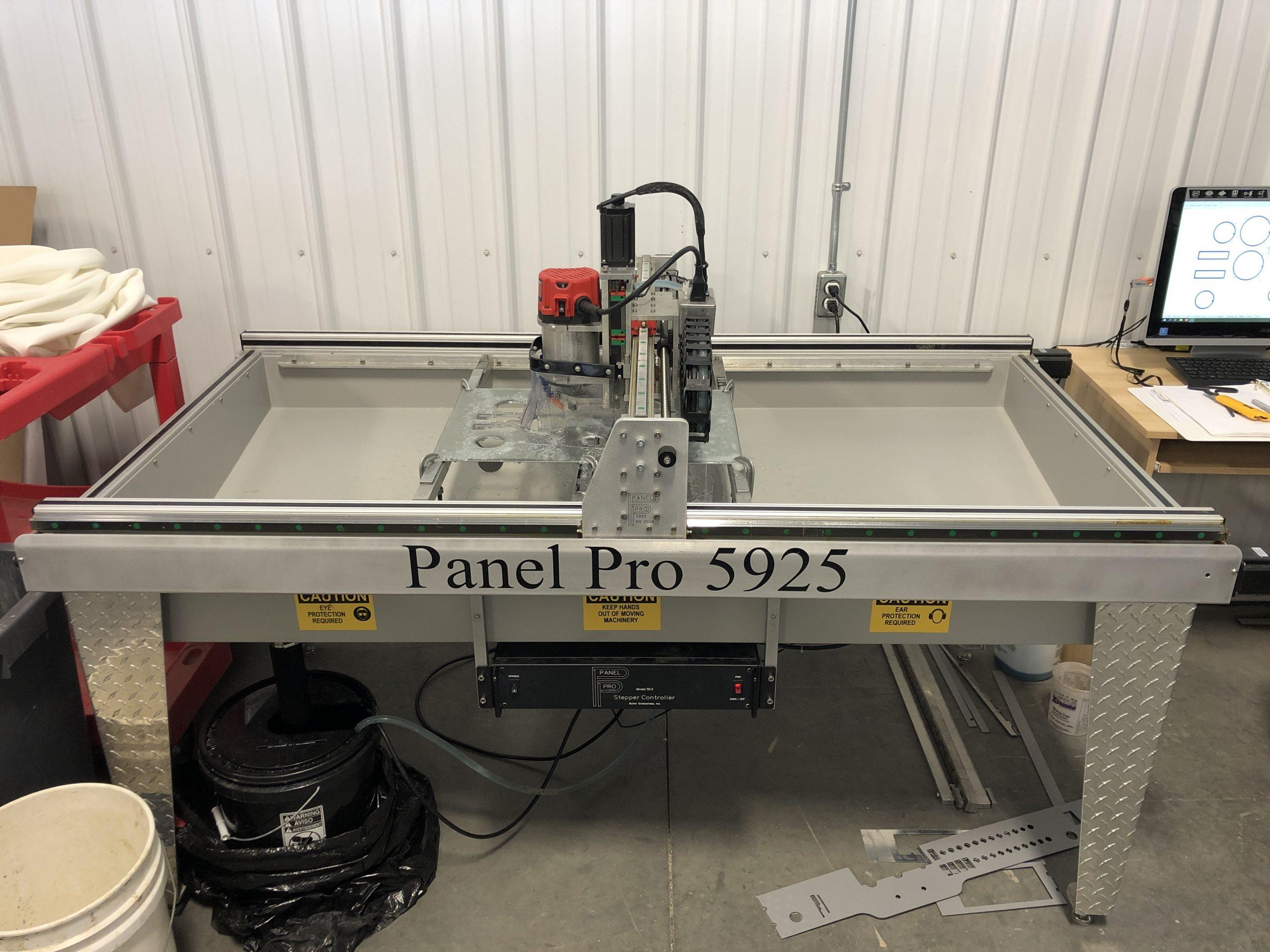 Panel Pro 5925