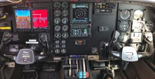 G500, dual GTNs and Lynx Transponder