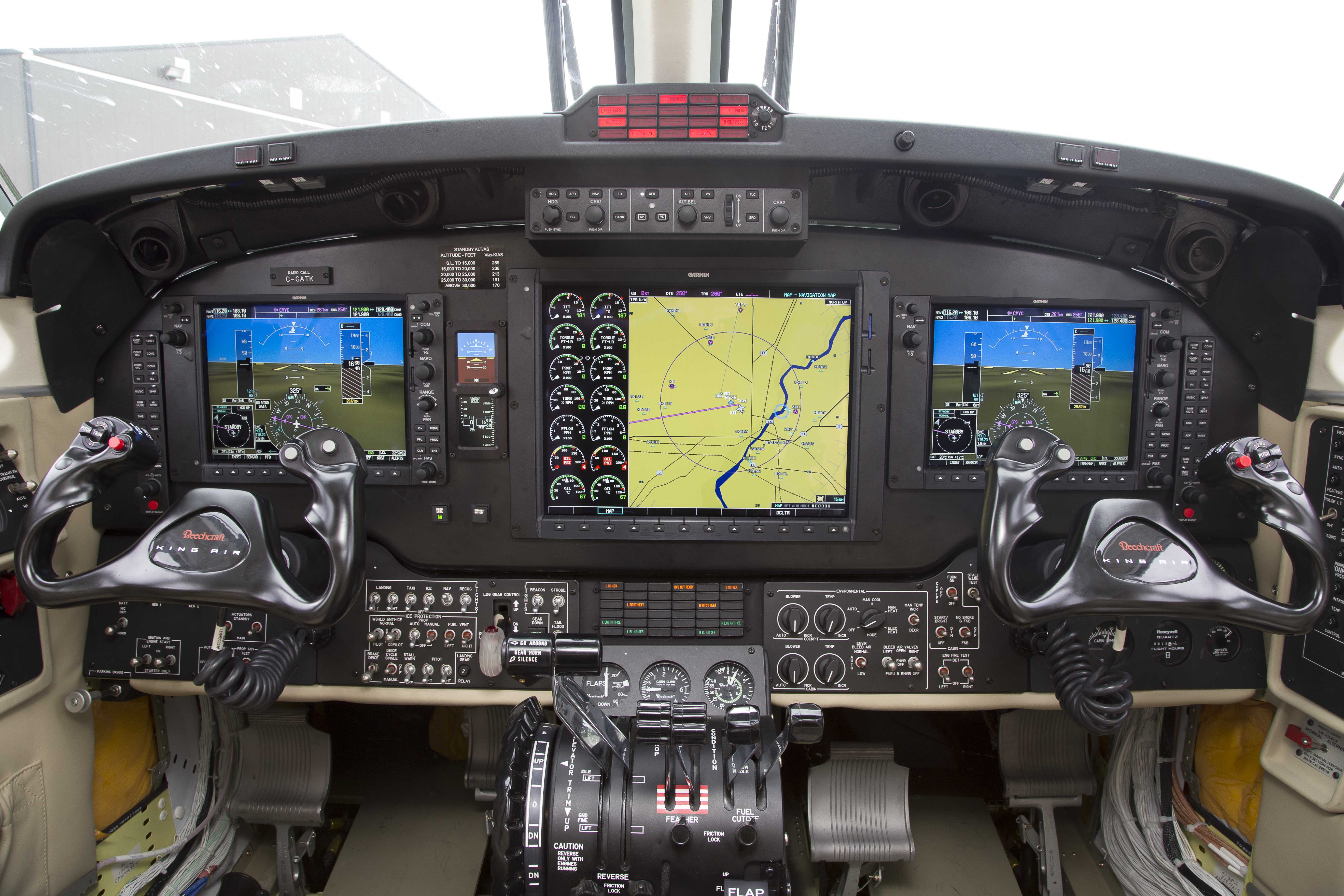 King Air G1000 Upgrade