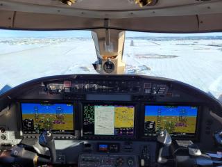 G5000 Final Approach